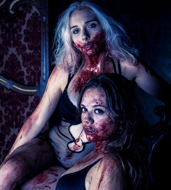 "Gallery 11 – ""Blood Girls"""